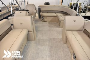New Tahoe GT Cruise Pontoon Boat For Sale