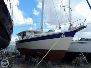 Used Schucker 436-T Motorsailer Sailboat For Sale