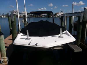 Used Hurricane Sun Deck 201 Sport Deck Boat For Sale