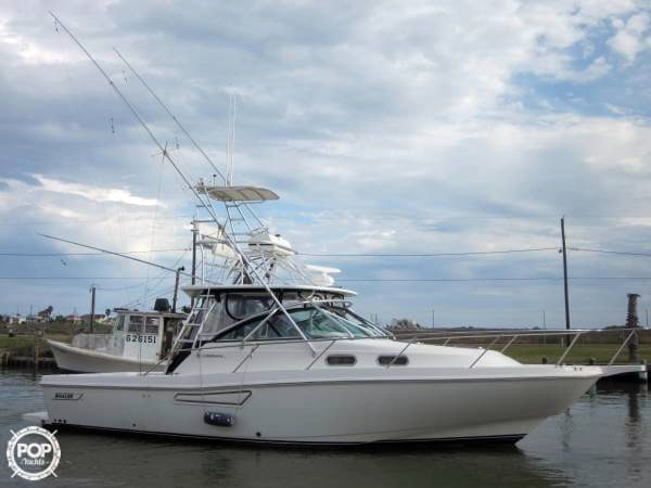 Used Boston Whaler 34 Defiance Walkaround Fishing Boat For Sale