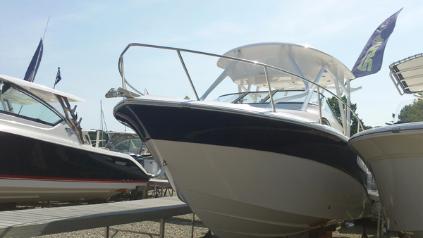 New Sea Fox 256 Voyager Cuddy Cabin Boat For Sale
