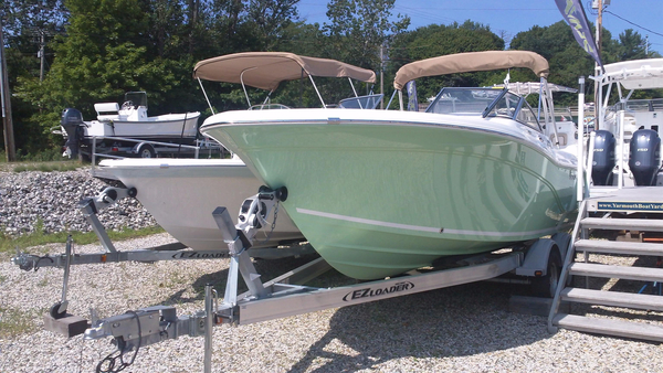 New Sea Fox 226 Traveler Bowrider Boat For Sale