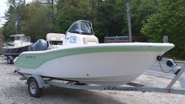 New Sea Fox 186 Commander Center Console Fishing Boat For Sale