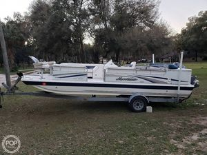 Used Hurricane Fun Deck 226R Deck Boat For Sale