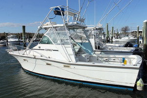Used Topaz Express Sports Fishing Boat For Sale