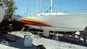 Used Schock 35 Custom Racer and Cruiser Sailboat For Sale