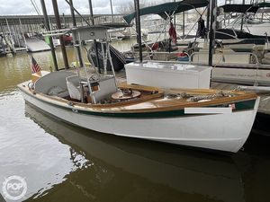 Used Custom Built Handy 21 CC Center Console Fishing Boat For Sale