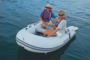 New Highfield Ultralite 310 Tender Boat For Sale