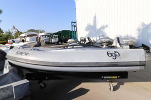 Used Sacs 695 Ferrari Tender Boat For Sale