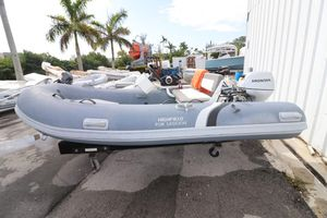 Used Highfield Classic 340 Tender Boat For Sale