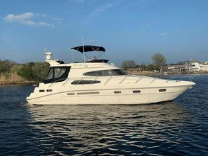 Used Sealine T46 Motor Yacht For Sale