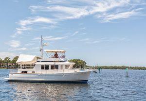 Used Selene 40 Ocean Trawler Boat For Sale