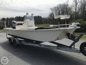 Used Jones Brothers Bateau 23 Center Console Fishing Boat For Sale