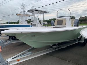 Used Tidewater 2410 Bay Max Center Console Fishing Boat For Sale
