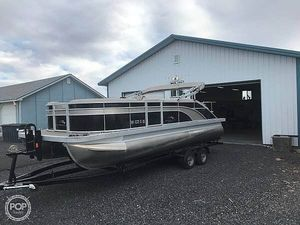Used Bennington 22 SSBXP Pontoon Boat For Sale
