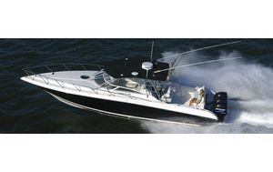 Used Fountain 38 LX Cruiser Boat For Sale