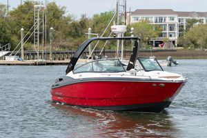 Used Monterey 288 Super Sport Bowrider Boat For Sale