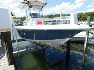 Used Tidewater 196CC Center Console Fishing Boat For Sale