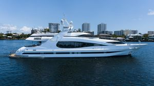 Used Millennium Super Yachts Raised Pilothouse Motor Yacht For Sale