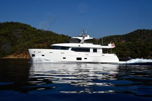 Used Cantiere Delle Marche Nauta Air 86 Motor Yacht For Sale