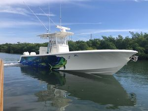 Used Seavee B Center Console Fishing Boat For Sale