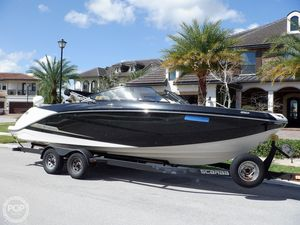 Used Scarab 255 / Platinum Jet Boat For Sale