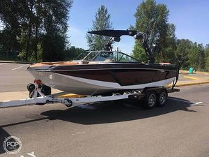 Used Correct Craft Super Air Nautique GS 22 Ski and Wakeboard Boat For Sale