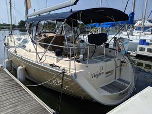 Used Delphia 40 Cruiser Sailboat For Sale