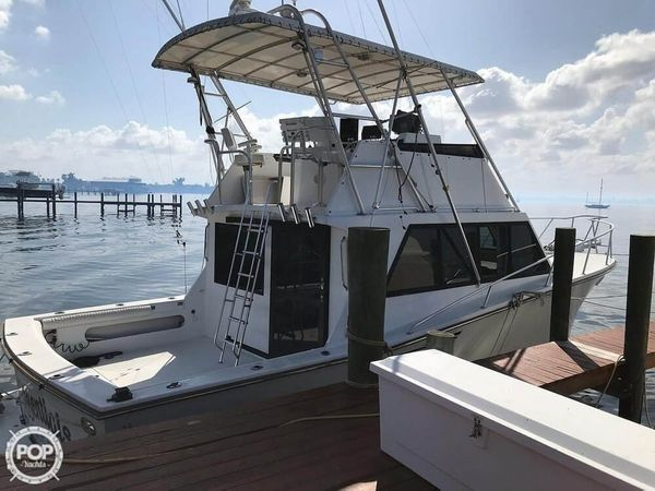 Used Jersey 40 Sportfish Sports Fishing Boat For Sale