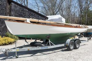 Used Edey & Duff Stuart Knockabout Daysailer Sailboat For Sale
