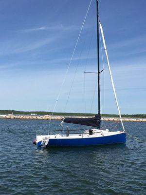 Used J Boats J/70 Daysailer Sailboat For Sale