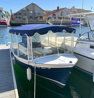 Used Duffy Back Bay Passenger Boat For Sale