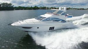 Used Azimut 60 Flybridge Motor Yacht For Sale
