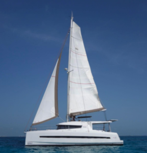Used Bali Catamaran Sailboat For Sale
