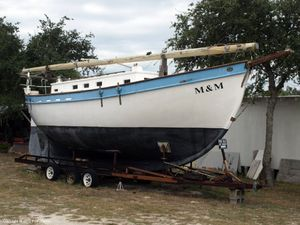 Used Tahiti 33 Sailboat Cutter Sailboat For Sale