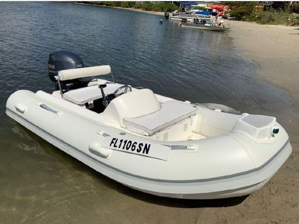 Used Palm Beach PB 320 Tender Boat For Sale