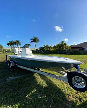 Used Yellowfin CE Center Console Fishing Boat For Sale