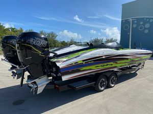 Used Mti 340X High Performance Boat For Sale