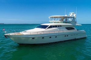 Used Ferretti Yachts 72 Flybridge Motor Yacht For Sale
