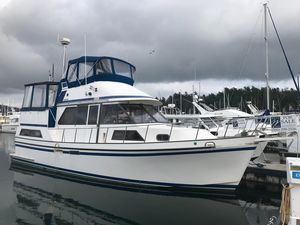 Used Golden Star 38 Sundeck Trawler Motor Yacht For Sale