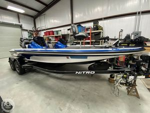 Used Nitro Z20 DC Bass Boat For Sale