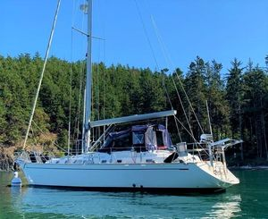 Used Tayana 48 Racer and Cruiser Sailboat For Sale