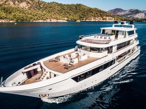 Used Custom 45M Trideck Motor Yacht For Sale