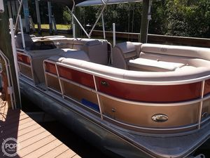 Used South Bay 524CR Pontoon Boat For Sale