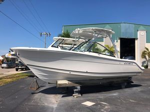 New Cobia 240 DC Bowrider Boat For Sale
