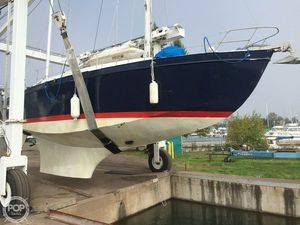 Used Tom Colvin 38 Blue Water Ketch Sailboat For Sale