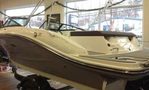 New Sea Ray 190SPX Sports Fishing Boat For Sale