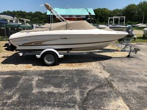 Used Sea Ray 185BR Sports Fishing Boat For Sale