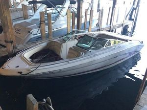 Used Sea Ray 230 Bow Rider Sports Fishing Boat For Sale
