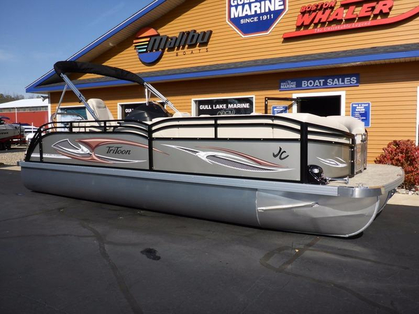 New Jc Tritoon NepToon 23 TT Sport Pontoon Boat For Sale